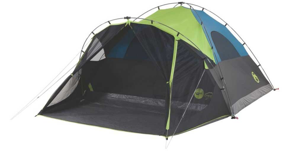 THE 'DARK ROOM' TENT BY COLEMAN