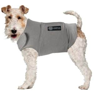 best thunder jacket for dogs with anxiety stress relief