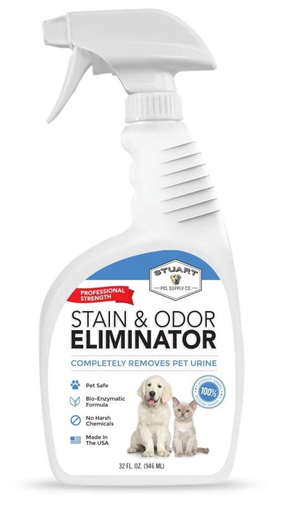 cleaning your dog vest stain remover