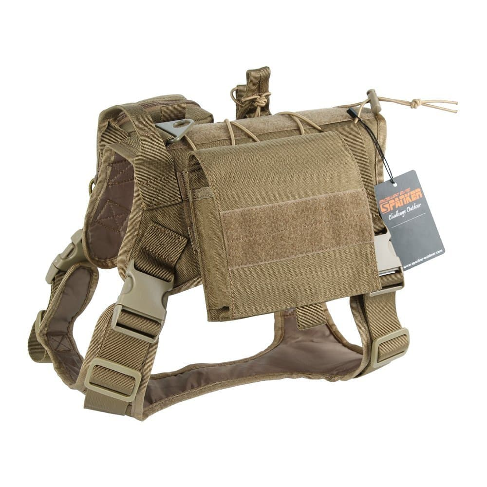 elite spanker tactical dog vest best tactical dog vest #4
