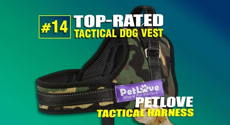 petlove tactical dog vest harness best #14