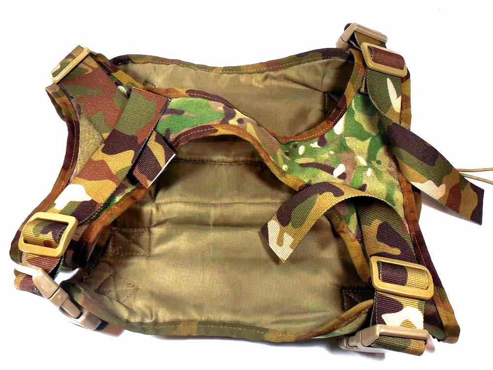feliscanis tactical dog harness comfortability lining