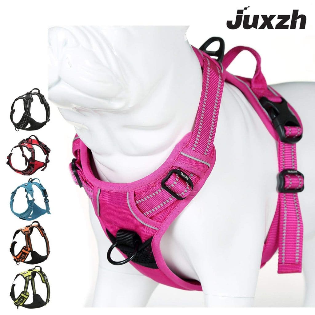 nighttime safety gear for dogs reflective dog harness