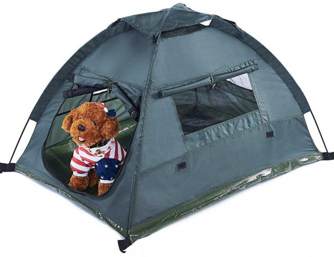 best-tent-for-camping-with-your-dog-small-pup-tent-for-your-dog-2