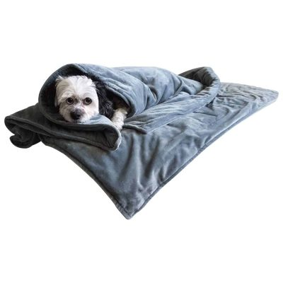 calming dog blanket wrap high anxiety dogs stress relief